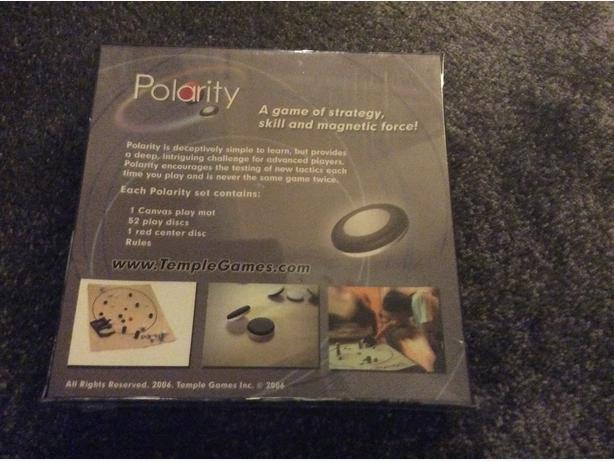 Polarity Board Game