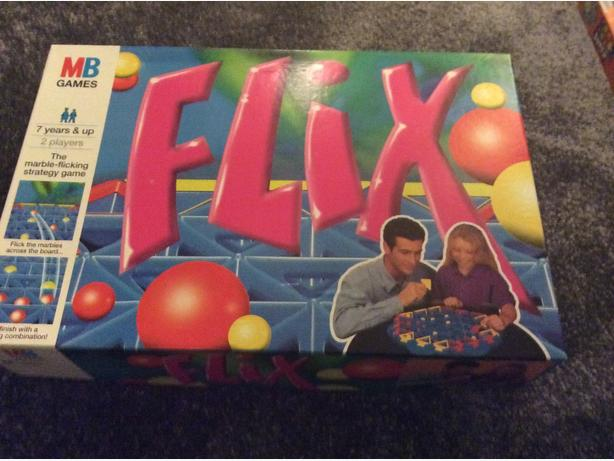 Flix Board Game