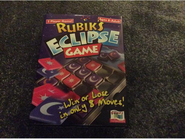 Rubiks Eclipse game