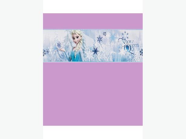 FROZEN Snow Queen wallpaper border
