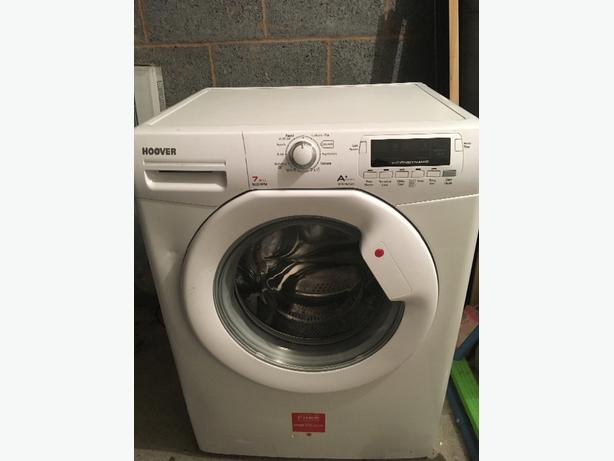 Hoover Washing Machine DYN 7164 D1X
