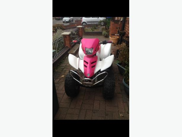 110cc kids quad bike