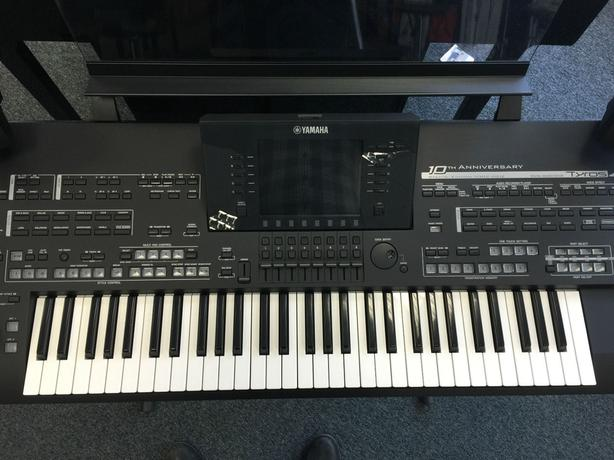 Yamaha Tyros 4 Limited Edition