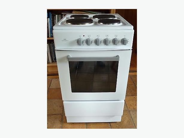 brand new in box!! white electric cooker