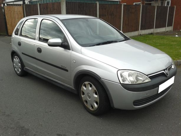 Vauxhall Corsa C  Superb Condition Throughout ***BREAKING***