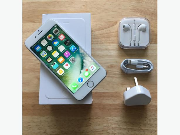 IPhone 6 64gb Silver Vodafone,Lebara