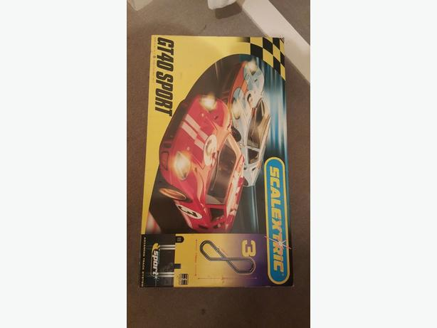 Scalextric including cars