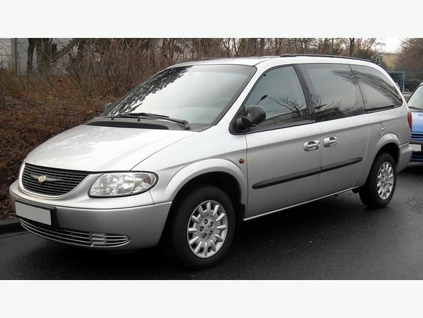 Chrysler Voyager diesel  mot and taxd and ins tdi diesel