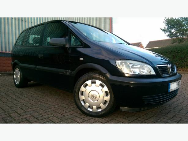 2004/54 VAUXHALL ZAFIRA 1.6 LIFE *2 OWNERS FULL MOT IMMACULATE CONDITION*