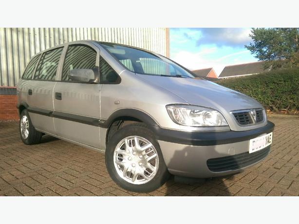 2004/04 VAUXHALL ZAFIRA 2.0 DTI AUTOMATIC *1 OWNER IMMACULATE CONDITION*