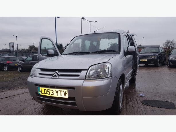 2003 CITROEN BERLINGO MULTISPACE FORTE  1.6