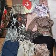 huge bundle of women's clothes size 12