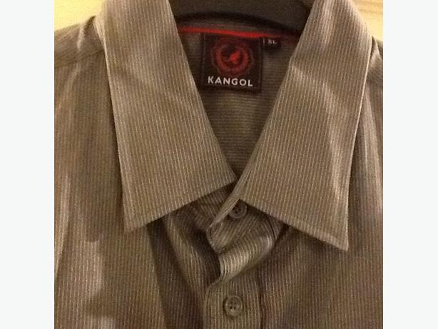 Kangol grey shirt xl