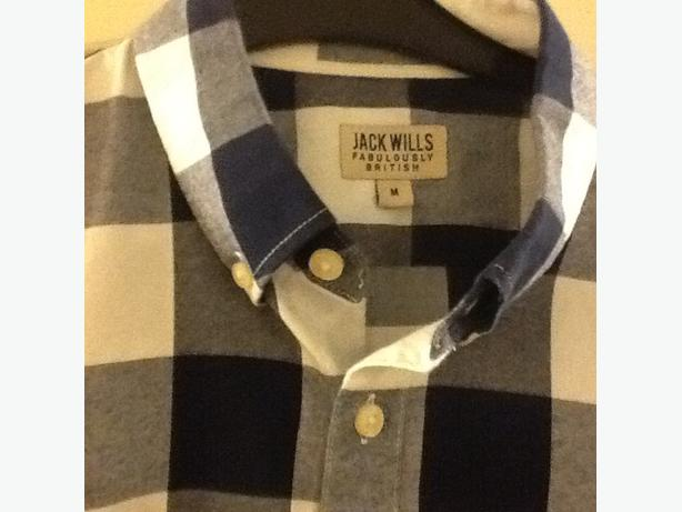 Jack wills shirt size m