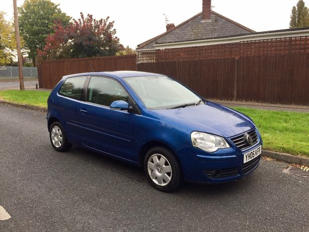 2006 VOLKSWAGEN POLO 1.2 Great Car
