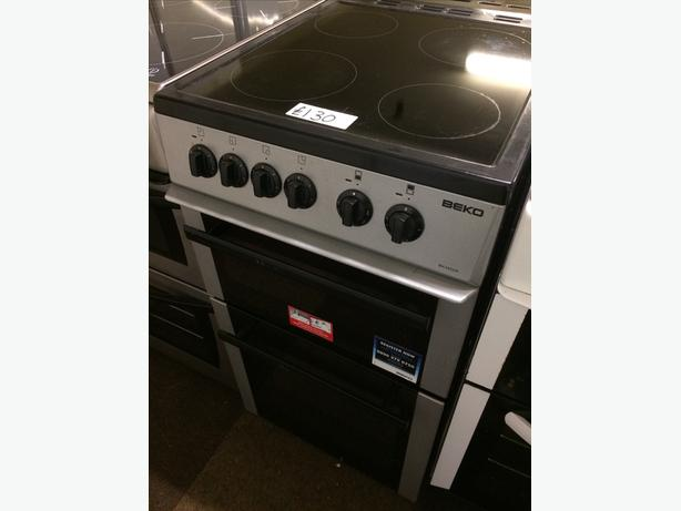 BEKO ELECTRIC COOKER CERAMIC TOP 50CM