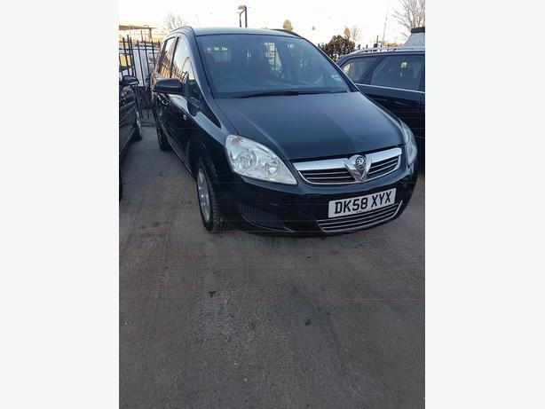 Vauxhall Zafira 1.6LONG MOT, DRIVES 100%