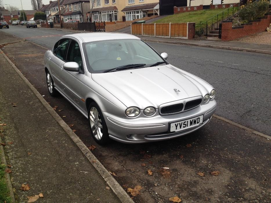 jaguar x type 2 5 v6 sport awd 51reg 2001 only 92k wolverhampton dudley mobile. Black Bedroom Furniture Sets. Home Design Ideas