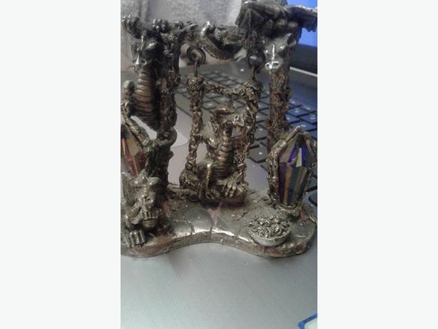Tudor Mint Myths&Magic statues (dragons)