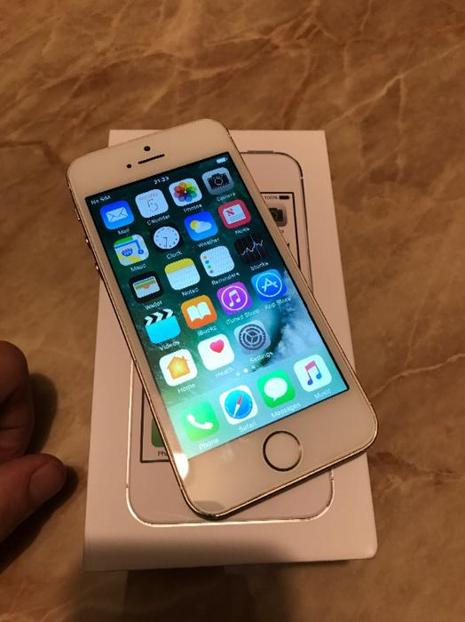 iphone 5s gold 16gb boxed dudley wolverhampton. Black Bedroom Furniture Sets. Home Design Ideas