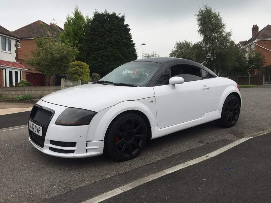 Audi Cars For Sale In Wolverhampton