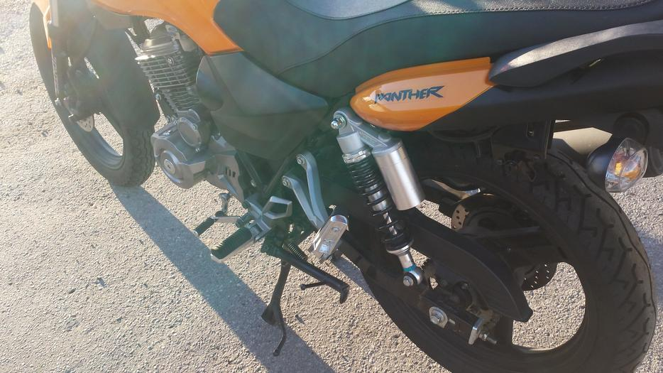 Zontes Panther 125cc 16 Plate Dudley Dudley