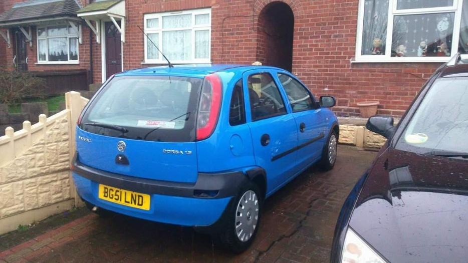 Vauxhall Corsa 1 2 West Bromwich Dudley