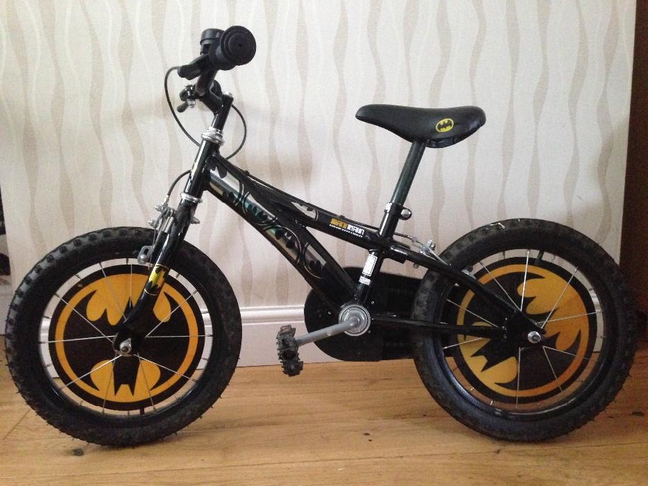 Boys Batman Bike 5 8 Years Old Wednesbury Wolverhampton