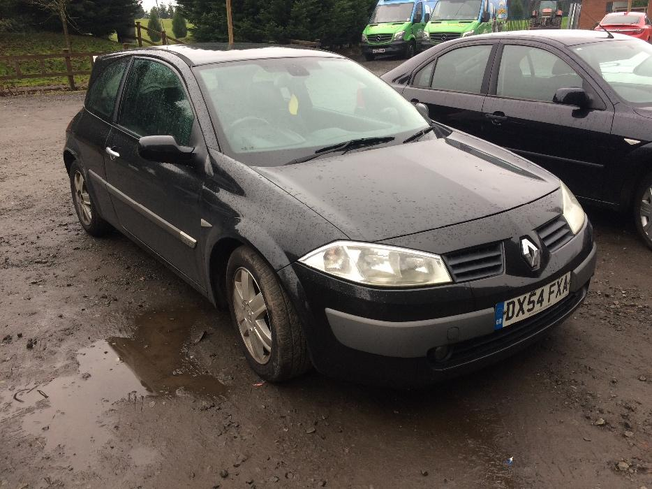 2004 54 renault megane 6speed mot feb rowley regis wolverhampton. Black Bedroom Furniture Sets. Home Design Ideas