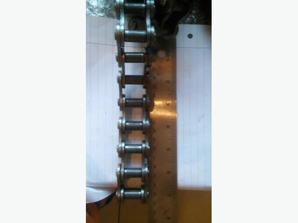 heavy duty roller chain