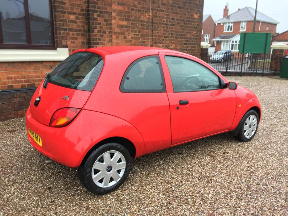 2005 ford ka 1 2 part exchange available dudley dudley. Black Bedroom Furniture Sets. Home Design Ideas