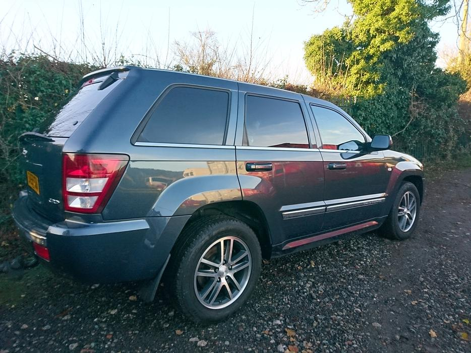 2009 jeep grand cherokee s ltd 3 0 diesel automatic service history leather wolverhampton dudley. Black Bedroom Furniture Sets. Home Design Ideas