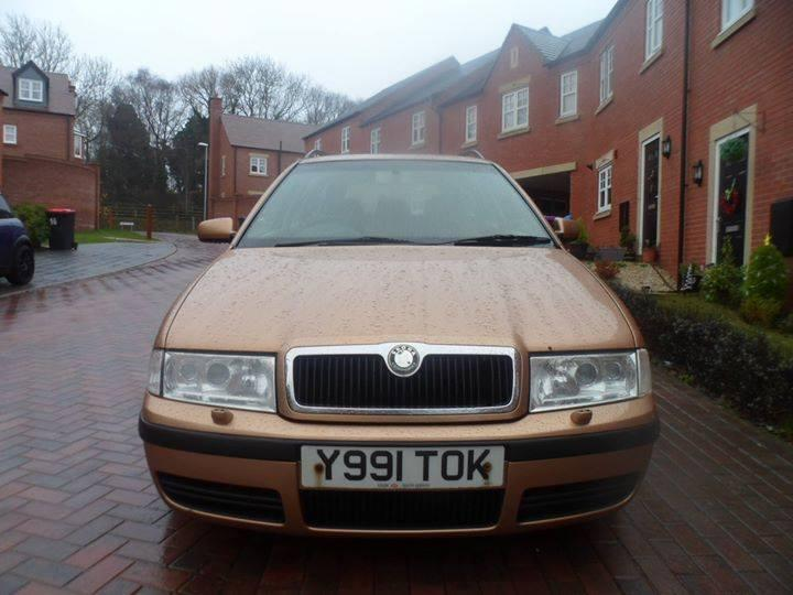 Skoda Octavia Laurin And Klement 1 8 Turbo Other