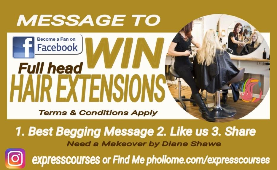 Win Free Hair Extensions 12