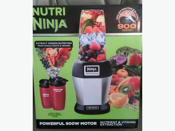 Brand new nutri ninja blender oldbury wolverhampton for What brand of blender is used on the chew