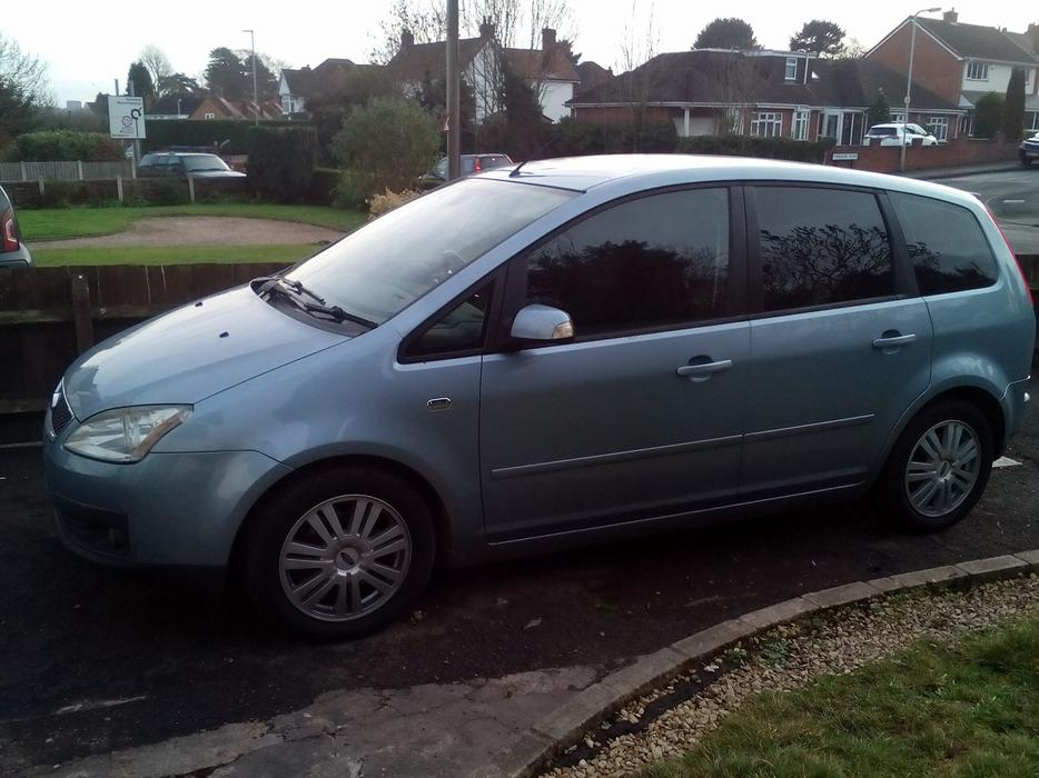 2006 ford focus c max 2 0 petrol ghia automatic outside black country region sandwell. Black Bedroom Furniture Sets. Home Design Ideas