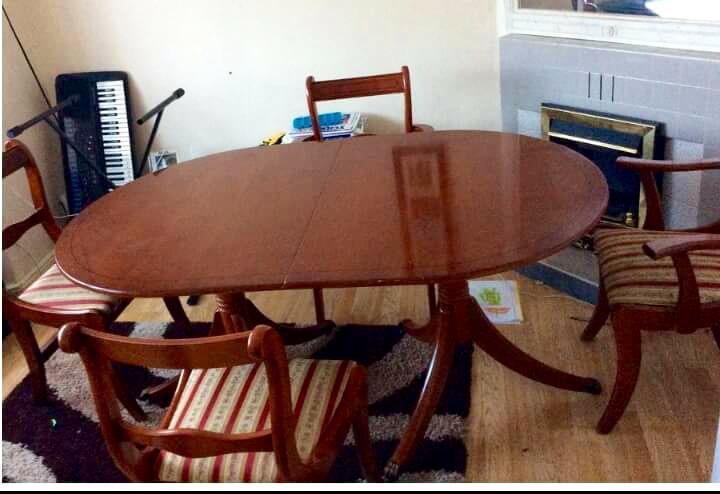 Dining table WOLVERHAMPTON Wolverhampton : 106216583934 from www.usedwolverhampton.co.uk size 720 x 494 jpeg 45kB