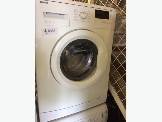 beko 6kg washing machine instructions