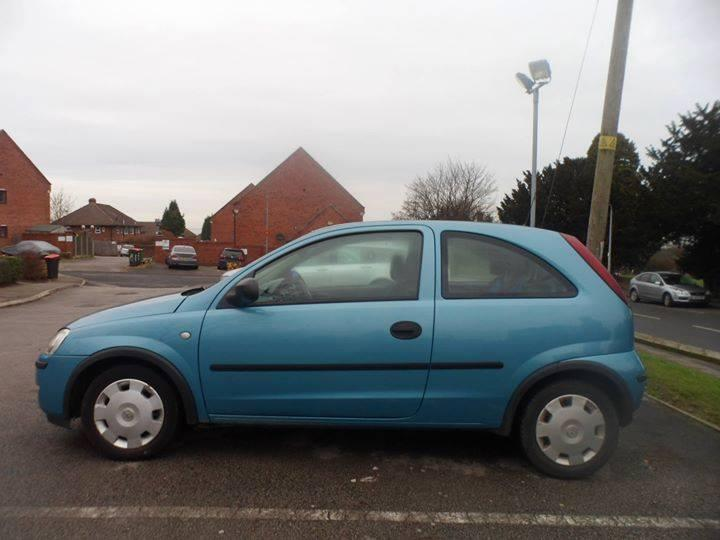 vauxhall corsa 1 3 cdti diesel 2004 other wolverhampton mobile. Black Bedroom Furniture Sets. Home Design Ideas