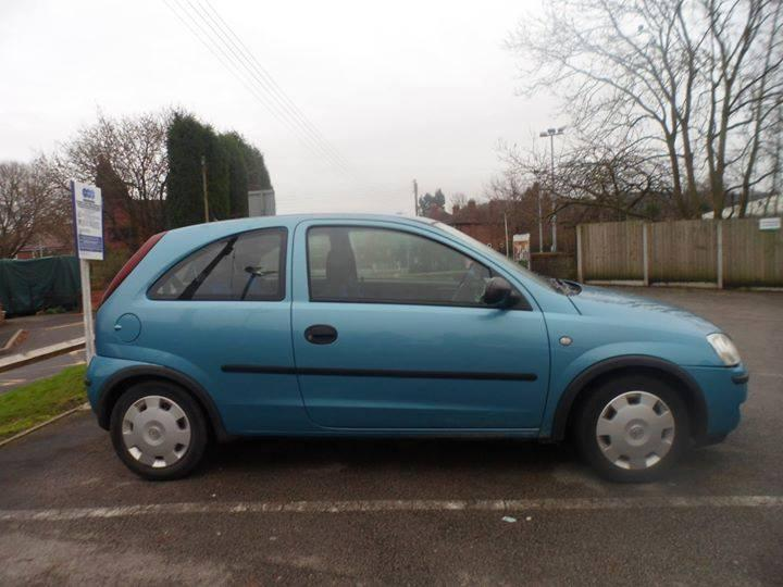 vauxhall corsa 1 3 cdti diesel 2004 other wolverhampton. Black Bedroom Furniture Sets. Home Design Ideas
