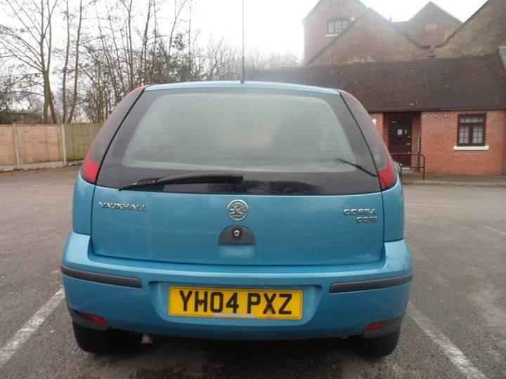 vauxhall corsa 1 3 cdti diesel 2004 other dudley. Black Bedroom Furniture Sets. Home Design Ideas