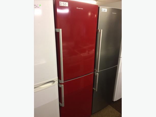 russell hobbs red fridge freezer wolverhampton. Black Bedroom Furniture Sets. Home Design Ideas