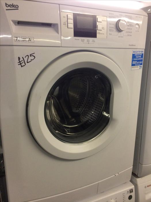 beko 7kg washing machine wolverhampton sandwell. Black Bedroom Furniture Sets. Home Design Ideas