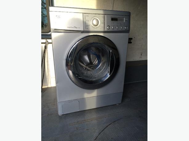 lg direct drive 7 5kg washing machine bilston dudley. Black Bedroom Furniture Sets. Home Design Ideas