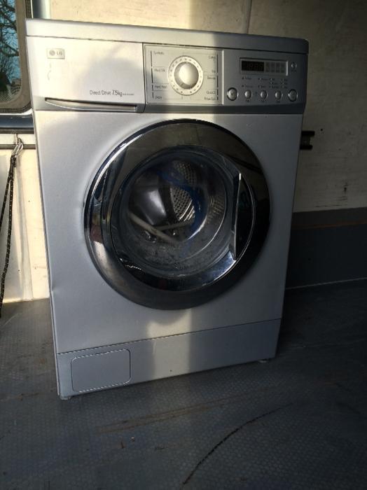lg direct drive 7 5kg washing machine bilston wolverhampton. Black Bedroom Furniture Sets. Home Design Ideas