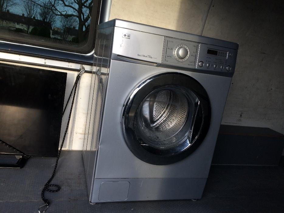 Lg Direct Drive 5kg Washing machine Manual