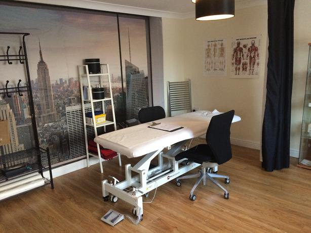 SN-Clinic. Injury Treatment and Sports Massage
