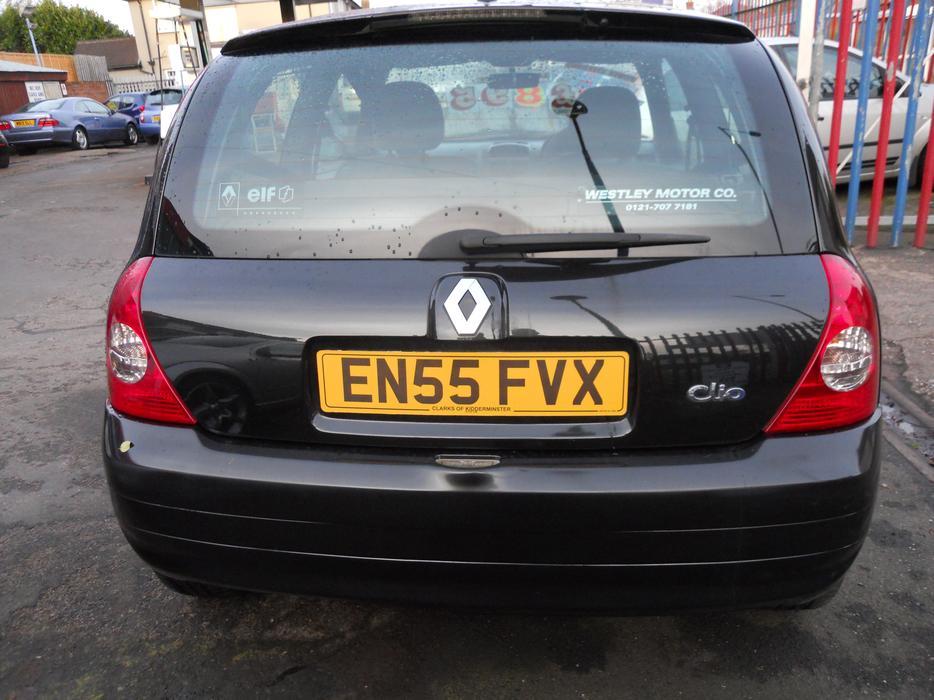 Renault Clio 1 2 2005 3 Doors Willenhall Dudley