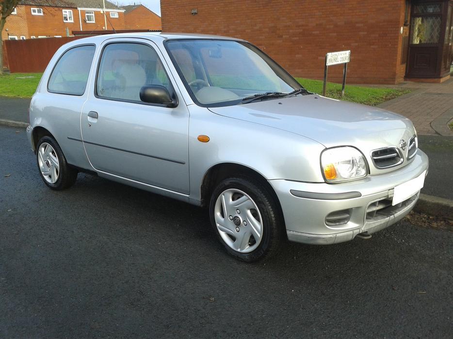 Nissan micra s 998 cc 2001 79000 miles mot until 31 03 for Nissan micra cc