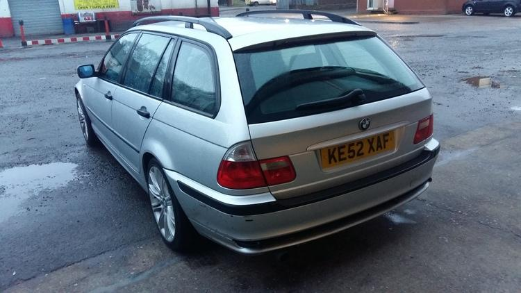 bmw e46 318 tourer Aldridge, Dudley  MOBILE